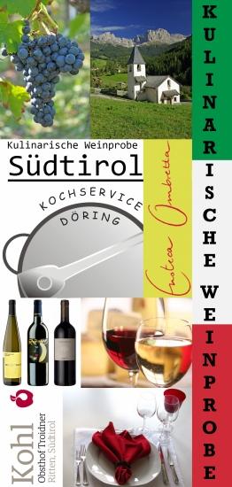 3. Kulinarische Weinprobe